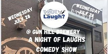 A Night of Laughs Comedy Show tickets