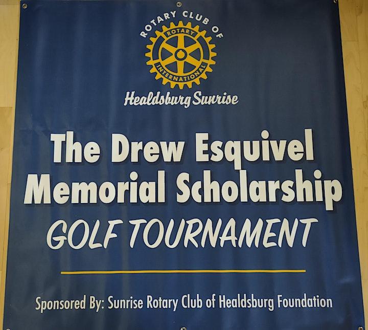 Drew Esquivel Memorial Scholarship Golf Tournament image