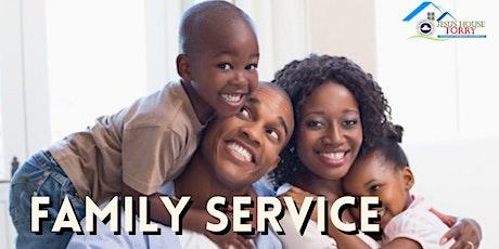 Family Sunday Service 19/09/21 tickets