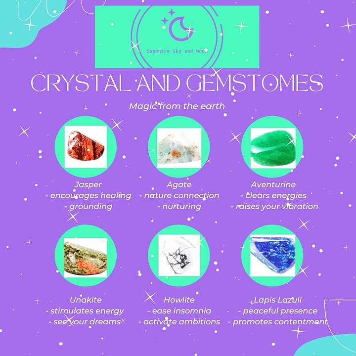 Healing with Gems image