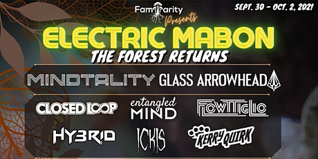 Electric Mabon - The Forest Returns tickets
