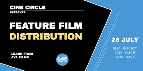 Film Distribution with Aya Films tickets