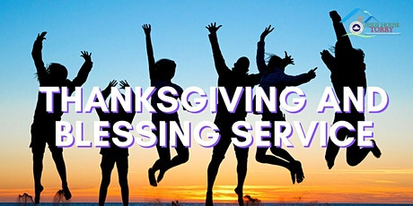 Sunday Thanksgiving Service 01/08/21 tickets