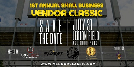 1st Annual Small Business Vendor Classic tickets