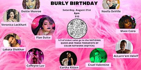 Flan's Jiggly  Burly Birthday tickets