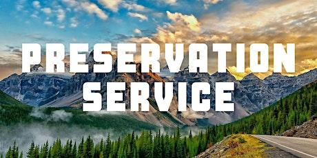 Sunday Preservation  Service 29/08/21 tickets