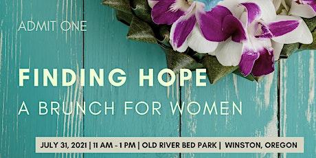 Finding Hope Women's Brunch with Jemelene Wilson tickets