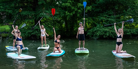 Stand Up Paddleboard Certification+SUP Yoga + SUP Pilates Teacher Training tickets