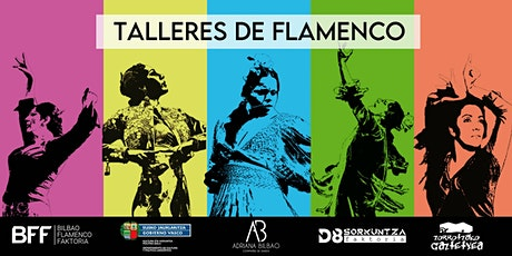 Talleres de Flamenco - María Moreno (Medio) entradas