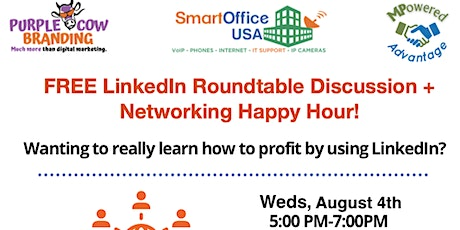 LinkedIn Roundtable tickets