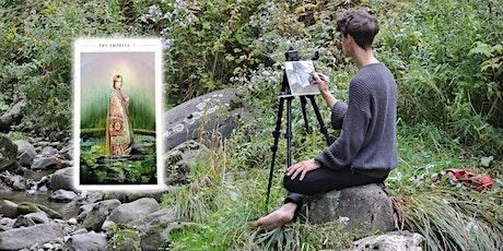 Plein Air Painting w/ Tarot and Tea tickets