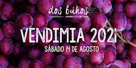 Fiesta de la Vendimia  Dos Búhos 2021 tickets