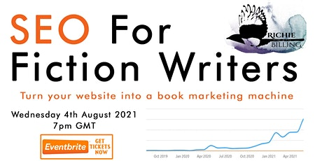 SEO For Writers tickets