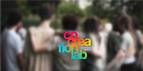 CoCreationLab powered by Ompio biglietti