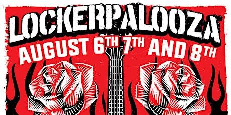 Lockerpalooza 3 day pass w/ Jovi, Infinity, Armageddon n more  w/ Bud Light tickets