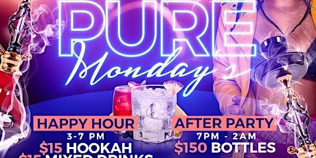 Atlanta's #1 Happy Hour (Monday @ PureLounge_ATL) tickets