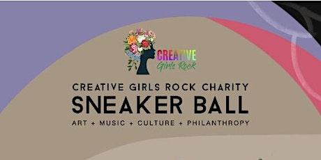 Creative Girls Rock® Charity Sneaker Ball 2021 tickets