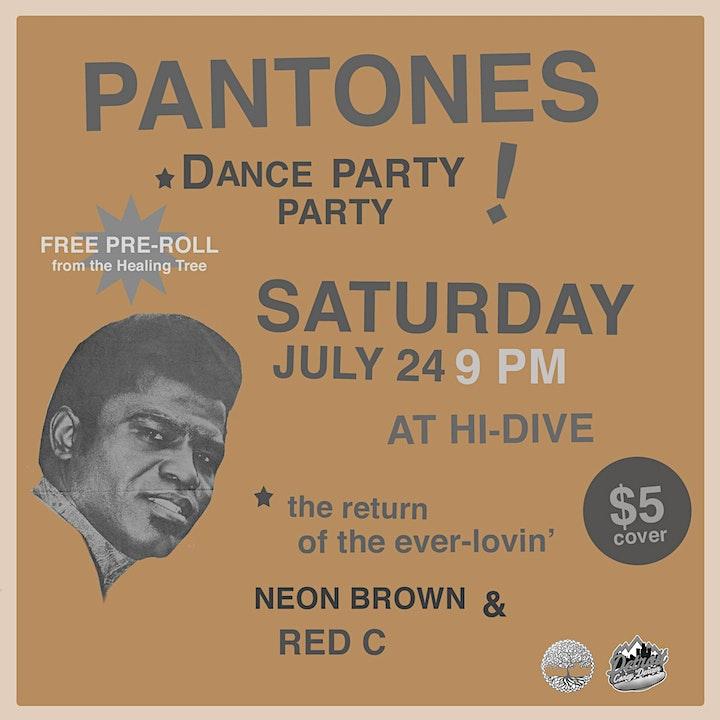 PANTONES (Dance Party) image