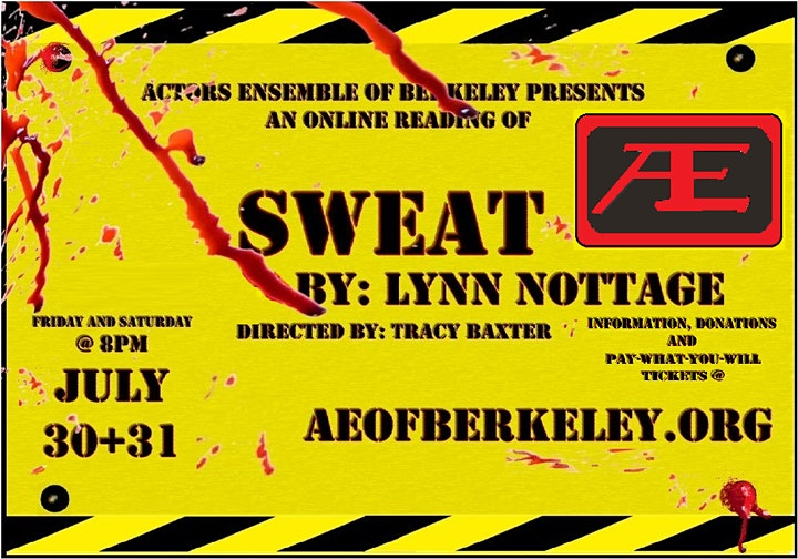 SWEAT, by Lynn Nottage, directed by Tracy Baxter image