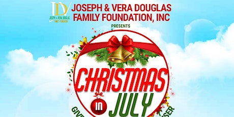 Christmas in July Celebration: Gift of Play Fundraiser tickets