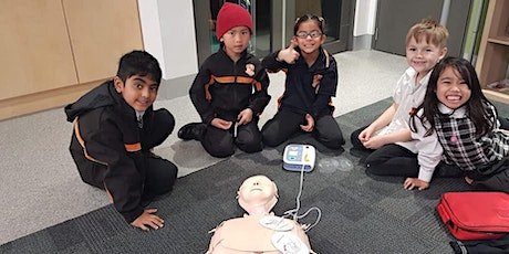 Cool Kids First Aid 5-15 year old Workshop First Aid (Victoria Point QLD) tickets