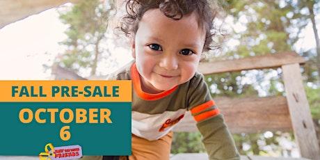 PRESALE | Huge Kids Consignment Pop-Up Shop! JBF Issaquah Fall 2021 tickets