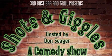 Shots & Giggles With Luke Johnson tickets