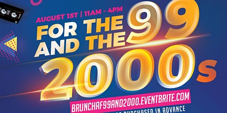 BRUNCH AF - For the 99 & the 2000s Brunch Day Party tickets