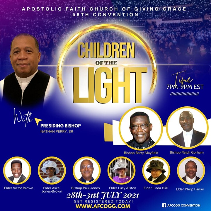 AFCOGG 46th Annual Convention image