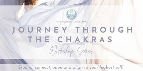 Journey Through the Chakras: Workshop Series tickets