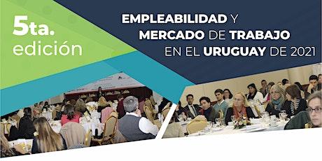 Empleabilidad y Mercado de Trabajo - Uruguay 2021 entradas