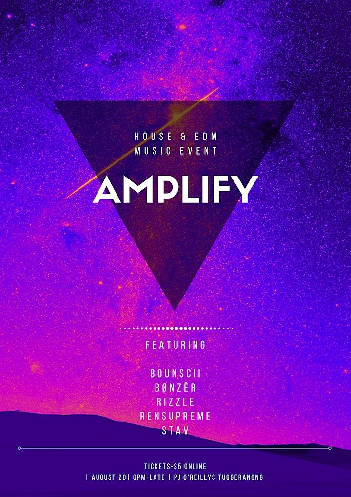 Amplify image