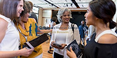 Networking for Women Veteran Entrepreneurs tickets