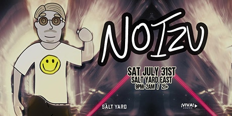 Noizu @ Salt Yard East (Albuquerque, NM) tickets