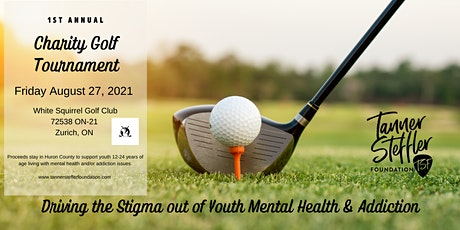 Driving the Stigma out of Mental Health & Addiction Charity Golf Tournament tickets