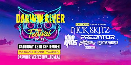 DARWIN RIVER FESTIVAL tickets