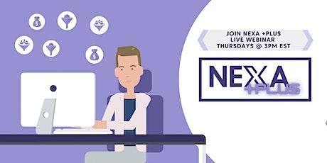 Join NEXA +Plus tickets