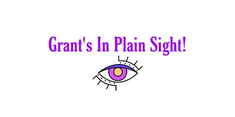 Grant's In Plain Sight! tickets