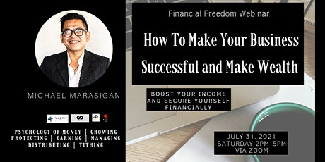 Make Your Business Successful and Make Wealth via tickets