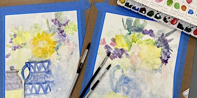 Beginning Watercolor Painting with Lynette