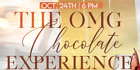The OMG Chocolate Experience tickets