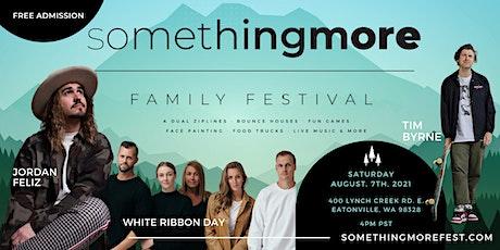 Somethingmore  Festival- Free Admission tickets