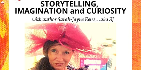 Storytelling, Imagination and Curiousity tickets