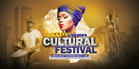 Woezo Africa Cultural Festival biglietti