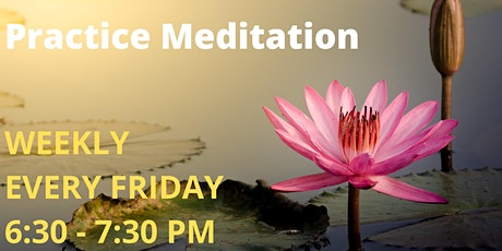 Practice Rajyoga Meditation tickets
