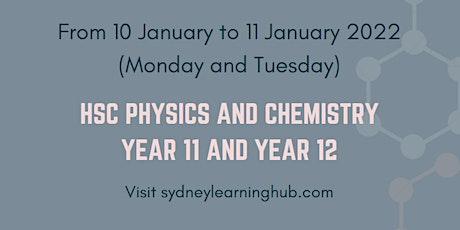 HSC Chemistry, HSC Physics (Head Start Online Classes) tickets