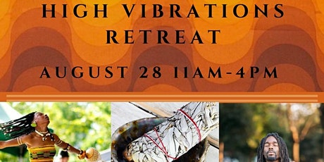 High Vibrations Retreat tickets