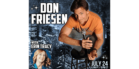 Don Friesen: Live Stand-up Comedy tickets
