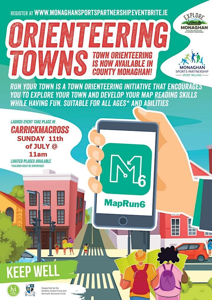 Town Orienteering (Carrickmacross) image