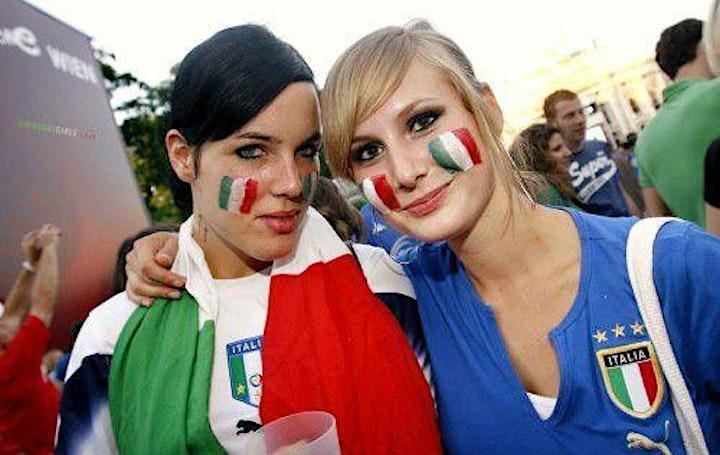 Italy–Spain / Jeux d'Hiver / Le Patio (Inside)+ La Terrasse couverte (outsi image